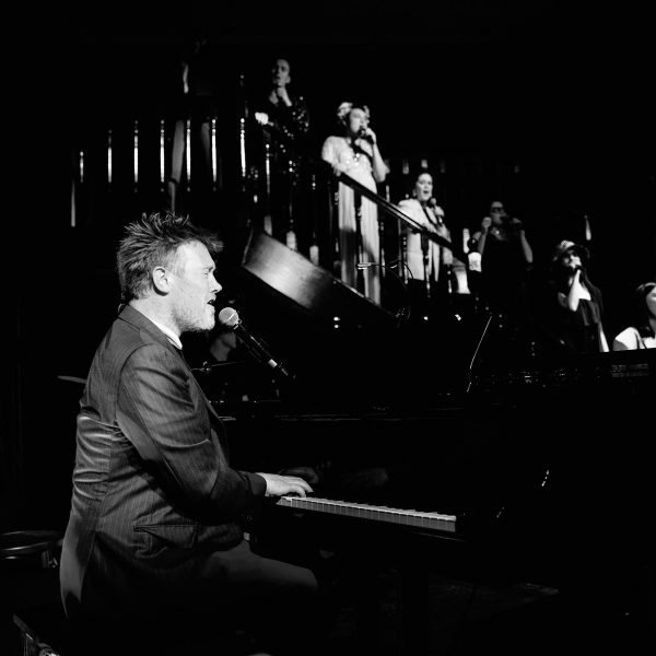 Brunswick Ballroom Opening Gala 04.03.2021 - EDDIE PERFECT AND ALL ARTISTS - Pic Nicole Cleary